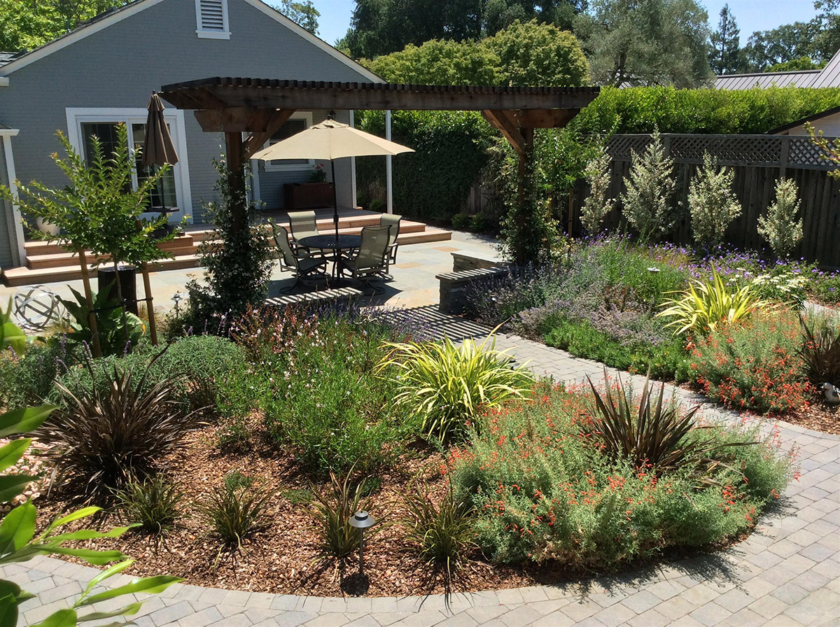 Front Shade Garden Ideas